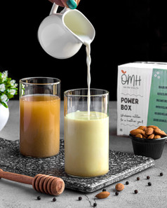 Sweet and Savory Power Mix