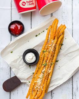 Footlong Fries