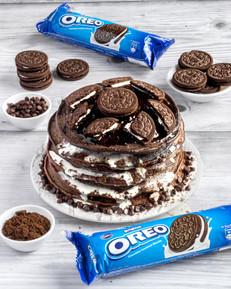Oreo Overloaded Pancakes