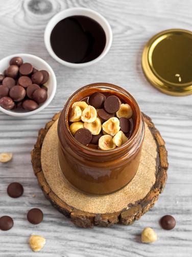 Hazelnut Nutella Mousse