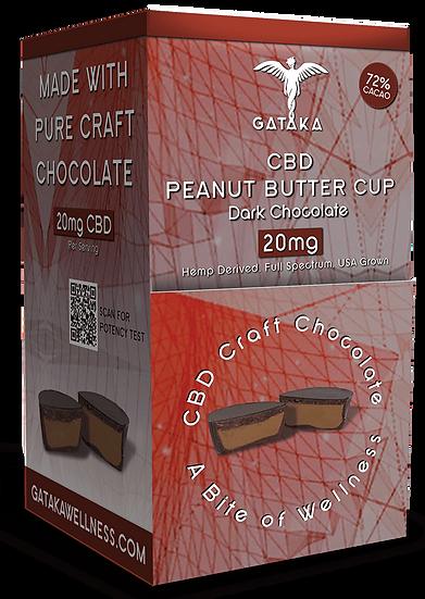Bulk Size | Peanut Butter Cups (dairy-free)