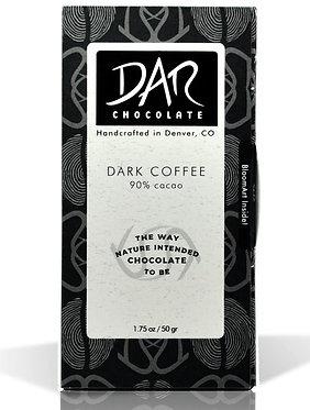 Dark Coffee - 90% cacao