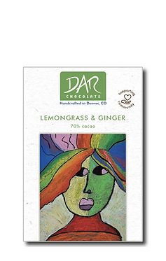 Mini Bar - Lemongrass & Ginger