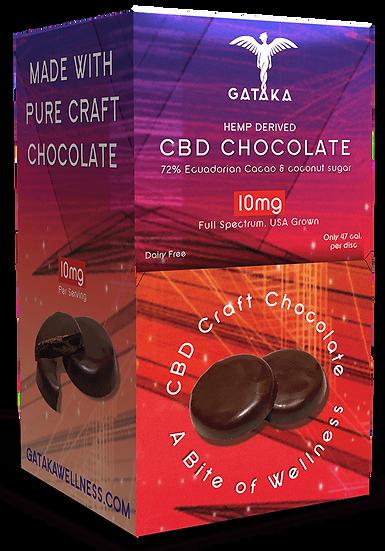 Bulk Size | Dark Chocolate discs