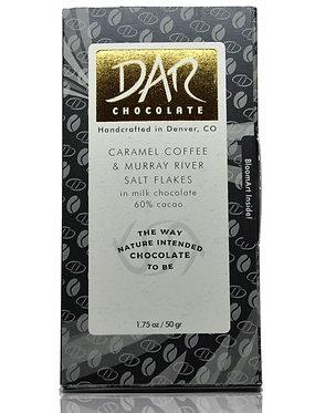 Caramel Coffee (milk chocolate) - 60% cacao