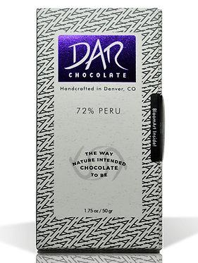 Peru - 72% cacao