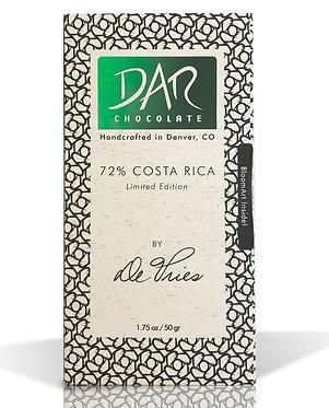Costa Rica - 72% cacao