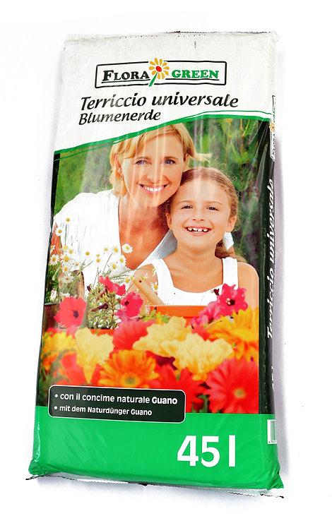 Gartenerde Floragreen 45ltr