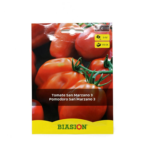Samen Tomaten San Marzano 3