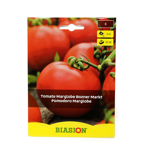 Samen Tomate Marglobe Bozner Markt