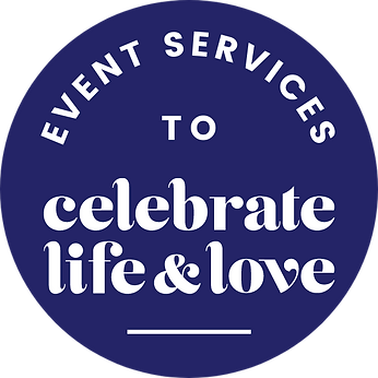 Event services to celebrate life and love