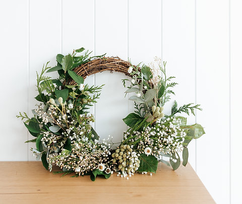 AT HOME WREATH KIT