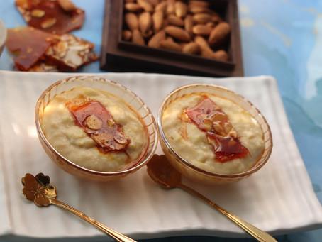 Easy Phirni Recipe - Rice Pudding