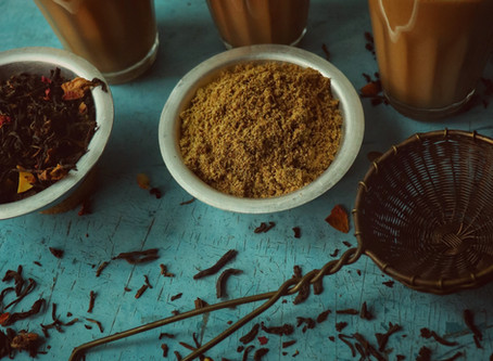 Homemade Masala Chai Powder