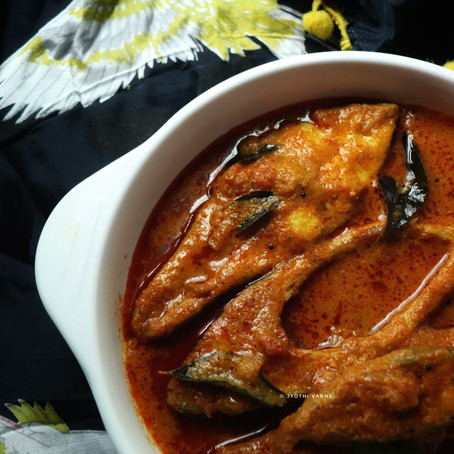 Homestyle Fish Curry Recipe