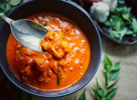 Goan Prawn Curry
