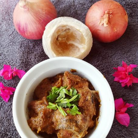 Kolhapuri Mutton Sukka