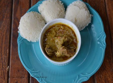 Spicy Mutton Stew