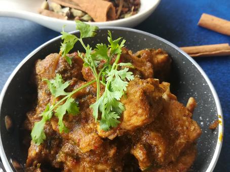 Chicken Pepper & Chilli Masala