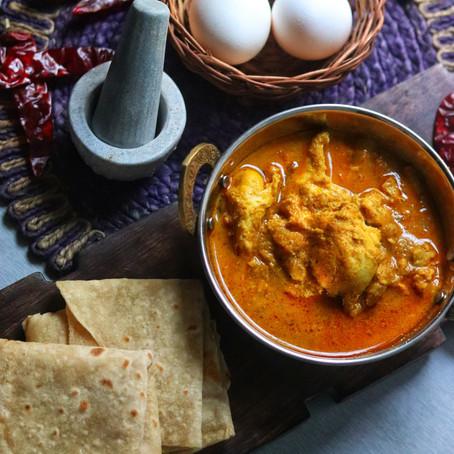 Egg Masala Curry