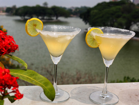 Ginger Margarita Recipe