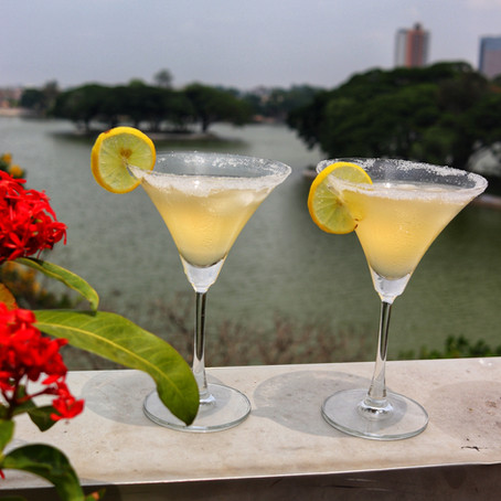 Ginger Margarita Recipe