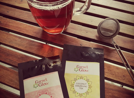 Garnet Glow Tea - Product Review