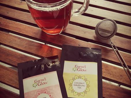 Garnet Glow Tea - Product Review