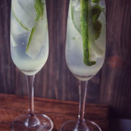 Cointreau Cucumber Mint Rickey