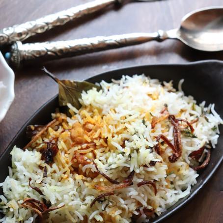 Super Easy - Chicken Dum Biryani Recipe