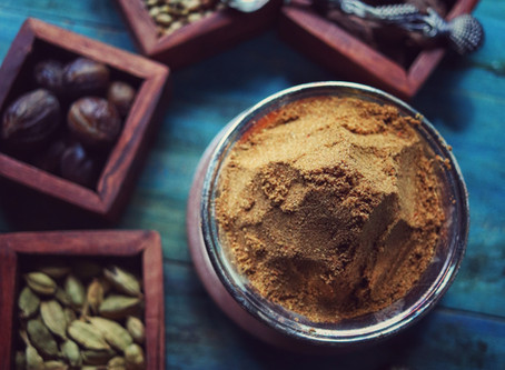 Homemade Garam Masala Recipe
