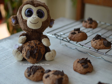 Banana Chocolate Chip Cookie