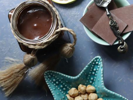 Homemade Nutella Recipe (Hazelnut Spread)