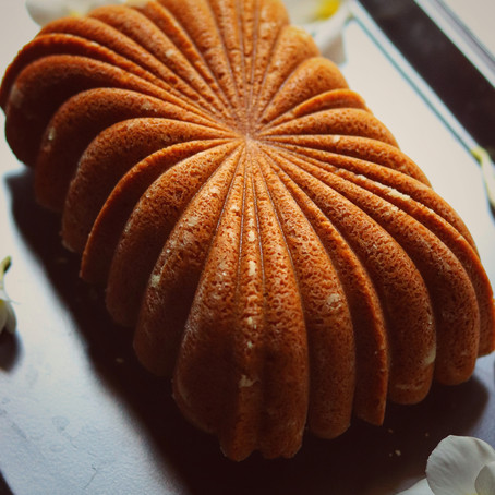 Orange Zest & Cranberry Loaf