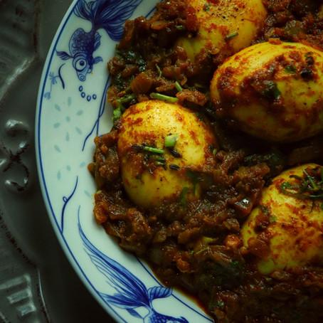 Dhaba Style - Anda Fry Masala