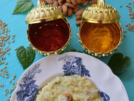 Sankranti Special - Sweet Pongal Recipe