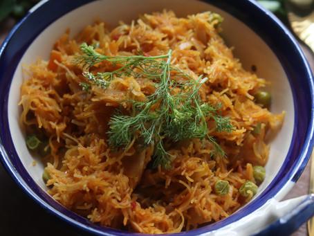 Spicy Masala Vermicelli (Shavige Bath)