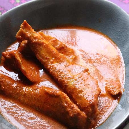 Meen Ghassi - Mangalorean Fish Curry Recipe