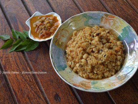 Masala Khichda Recipe