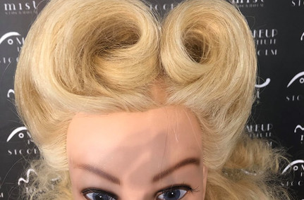 victory roll lesson