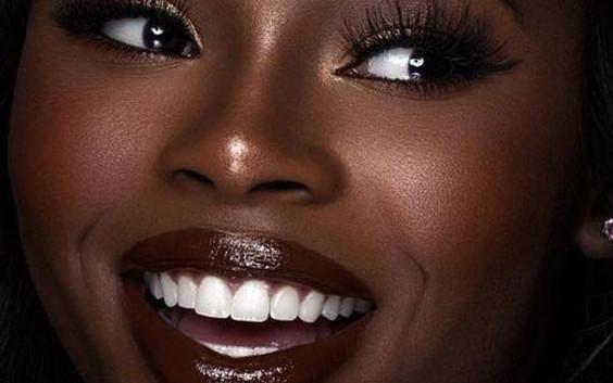 dark skin  inspo