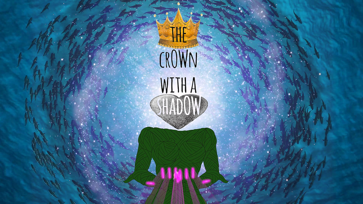 crown with a shadow film poster YOUTUBE