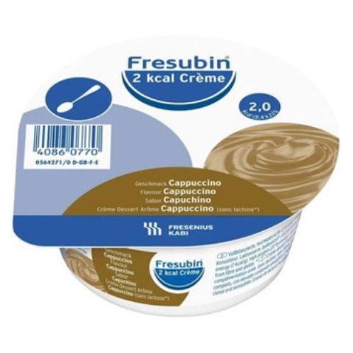 Fresubin 2 Kcal Creme saborCapuchino y vainilla x 125grs