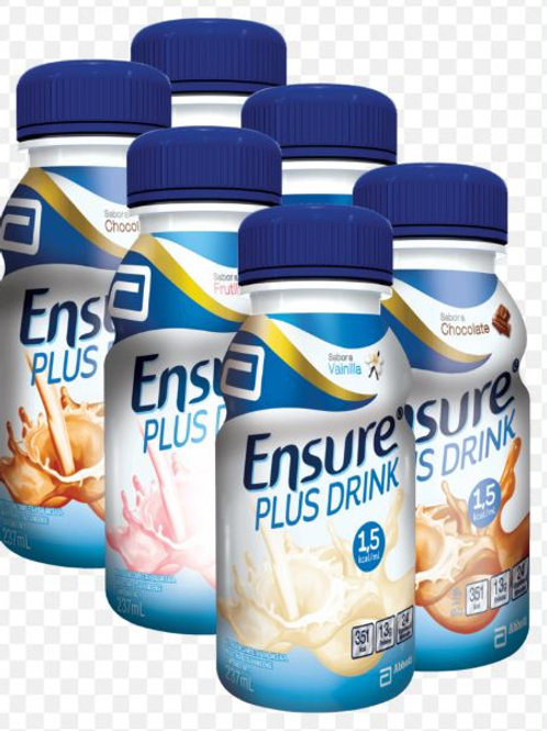 Ensure Plus x 237ml todos sus sabores
