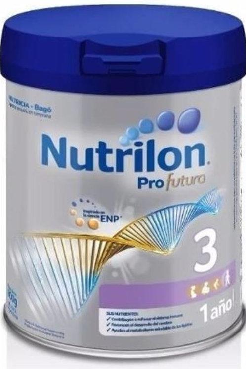 Nutrilon 3Profutura lata (800gr)