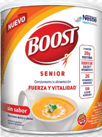 Boost sin sabor lata x 740grs