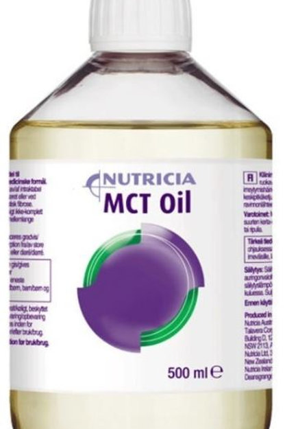 Mct Oil x 500 ml.
