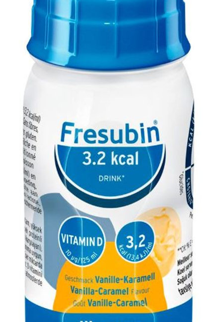 Fresubin 3.2 Kcal vainilla caramelo easy Bottle x 125ml