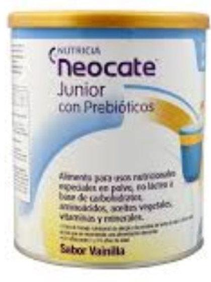 Neocate junior con prebioticos x 400grs. sabor vainilla