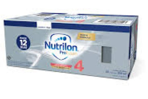 Nutrilon 4 Brik x 30Un  (200ml)